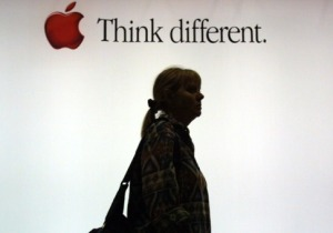 Think different - apple ad