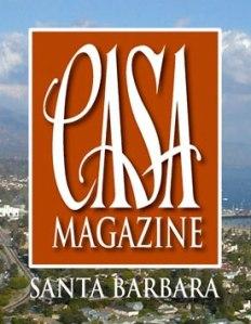 Casa Magazine Logo Santa Barbara