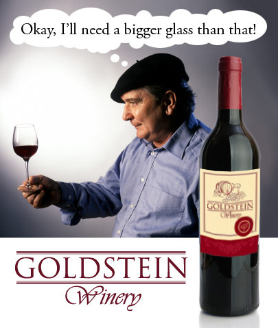 Funniest slogan contest winner winery ad