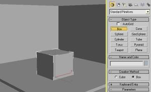 3D modeling technique
