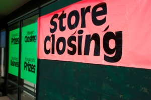 Store closing - startup mistakes